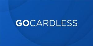 Go cardless logo - payment portal